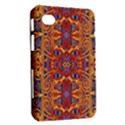 Oriental Watercolor Ornaments Kaleidoscope Mosaic Samsung Galaxy Tab 7  P1000 Hardshell Case  View2
