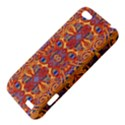 Oriental Watercolor Ornaments Kaleidoscope Mosaic HTC One V Hardshell Case View4