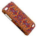 Oriental Watercolor Ornaments Kaleidoscope Mosaic HTC One V Hardshell Case View5