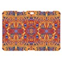 Oriental Watercolor Ornaments Kaleidoscope Mosaic Samsung Galaxy Tab 10.1  P7500 Hardshell Case  View1