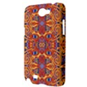 Oriental Watercolor Ornaments Kaleidoscope Mosaic Samsung Galaxy Note 2 Hardshell Case View3