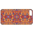 Oriental Watercolor Ornaments Kaleidoscope Mosaic Apple iPhone 5 Classic Hardshell Case View1