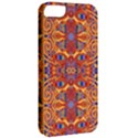 Oriental Watercolor Ornaments Kaleidoscope Mosaic Apple iPhone 5 Classic Hardshell Case View2
