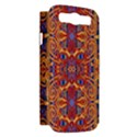 Oriental Watercolor Ornaments Kaleidoscope Mosaic Samsung Galaxy S III Hardshell Case (PC+Silicone) View2