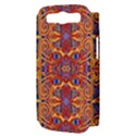 Oriental Watercolor Ornaments Kaleidoscope Mosaic Samsung Galaxy S III Hardshell Case (PC+Silicone) View3