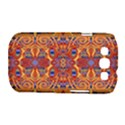 Oriental Watercolor Ornaments Kaleidoscope Mosaic Samsung Galaxy S III Classic Hardshell Case (PC+Silicone) View1