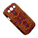 Oriental Watercolor Ornaments Kaleidoscope Mosaic Samsung Galaxy S III Classic Hardshell Case (PC+Silicone) View5