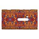 Oriental Watercolor Ornaments Kaleidoscope Mosaic Nokia Lumia 920 View1