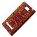 Oriental Watercolor Ornaments Kaleidoscope Mosaic HTC 8S Hardshell Case View4