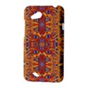 Oriental Watercolor Ornaments Kaleidoscope Mosaic HTC Desire VC (T328D) Hardshell Case View3