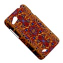 Oriental Watercolor Ornaments Kaleidoscope Mosaic HTC Desire VC (T328D) Hardshell Case View5