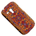 Oriental Watercolor Ornaments Kaleidoscope Mosaic Samsung Galaxy S3 MINI I8190 Hardshell Case View5