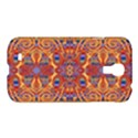 Oriental Watercolor Ornaments Kaleidoscope Mosaic Samsung Galaxy S4 I9500/I9505 Hardshell Case View1
