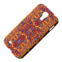 Oriental Watercolor Ornaments Kaleidoscope Mosaic Samsung Galaxy S4 I9500/I9505 Hardshell Case View4