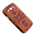 Oriental Watercolor Ornaments Kaleidoscope Mosaic Samsung Galaxy Grand DUOS I9082 Hardshell Case View5