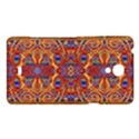Oriental Watercolor Ornaments Kaleidoscope Mosaic Sony Xperia T View1