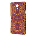 Oriental Watercolor Ornaments Kaleidoscope Mosaic Sony Xperia T View3