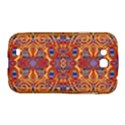 Oriental Watercolor Ornaments Kaleidoscope Mosaic Samsung Galaxy Grand GT-I9128 Hardshell Case  View1