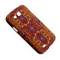 Oriental Watercolor Ornaments Kaleidoscope Mosaic Samsung Galaxy Grand GT-I9128 Hardshell Case  View5