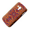 Oriental Watercolor Ornaments Kaleidoscope Mosaic Samsung Galaxy Duos I8262 Hardshell Case  View4