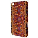 Oriental Watercolor Ornaments Kaleidoscope Mosaic Samsung Galaxy Tab 3 (8 ) T3100 Hardshell Case  View3
