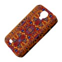 Oriental Watercolor Ornaments Kaleidoscope Mosaic Samsung Galaxy S4 Classic Hardshell Case (PC+Silicone) View4