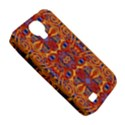 Oriental Watercolor Ornaments Kaleidoscope Mosaic Samsung Galaxy S4 Classic Hardshell Case (PC+Silicone) View5