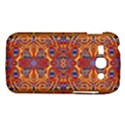 Oriental Watercolor Ornaments Kaleidoscope Mosaic Samsung Galaxy Ace 3 S7272 Hardshell Case View1
