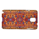 Oriental Watercolor Ornaments Kaleidoscope Mosaic Samsung Galaxy Note 3 N9005 Hardshell Case View1