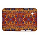 Oriental Watercolor Ornaments Kaleidoscope Mosaic Samsung Galaxy Tab 2 (7 ) P3100 Hardshell Case  View1
