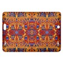 Oriental Watercolor Ornaments Kaleidoscope Mosaic Amazon Kindle Fire HD (2013) Hardshell Case View1