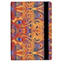 Oriental Watercolor Ornaments Kaleidoscope Mosaic iPad Mini 2 Flip Cases View2