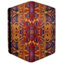 Oriental Watercolor Ornaments Kaleidoscope Mosaic iPad Air Flip View3