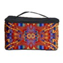 Oriental Watercolor Ornaments Kaleidoscope Mosaic Cosmetic Storage Case View1