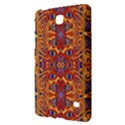 Oriental Watercolor Ornaments Kaleidoscope Mosaic Samsung Galaxy Tab 4 (7 ) Hardshell Case  View2