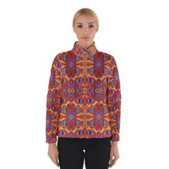 Oriental Watercolor Ornaments Kaleidoscope Mosaic Winterwear
