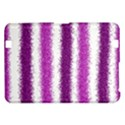 Metallic Pink Glitter Stripes Kindle Fire HD 8.9  View1