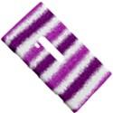 Metallic Pink Glitter Stripes Nokia Lumia 920 View5