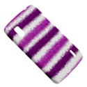 Metallic Pink Glitter Stripes LG Nexus 4 View5