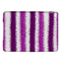 Metallic Pink Glitter Stripes iPad Air 2 Hardshell Cases View1