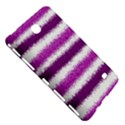 Metallic Pink Glitter Stripes Samsung Galaxy Tab 4 (7 ) Hardshell Case  View5