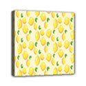 Pattern Template Lemons Yellow Mini Canvas 6  x 6  View1