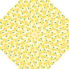 Pattern Template Lemons Yellow Folding Umbrellas