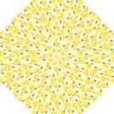 Pattern Template Lemons Yellow Folding Umbrellas View1
