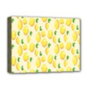 Pattern Template Lemons Yellow Deluxe Canvas 16  x 12   View1