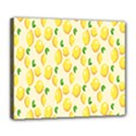 Pattern Template Lemons Yellow Deluxe Canvas 24  x 20   View1