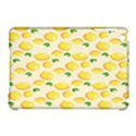 Pattern Template Lemons Yellow Apple iPad Mini Hardshell Case (Compatible with Smart Cover) View1