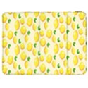 Pattern Template Lemons Yellow Samsung Galaxy Tab 7  P1000 Flip Case View1