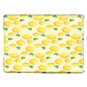 Pattern Template Lemons Yellow iPad Air Hardshell Cases View1