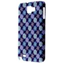 Snowflakes Pattern Samsung Galaxy Note 1 Hardshell Case View3